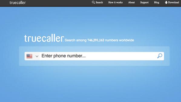 موقع لمعرفة صاحب الرقم المتصل